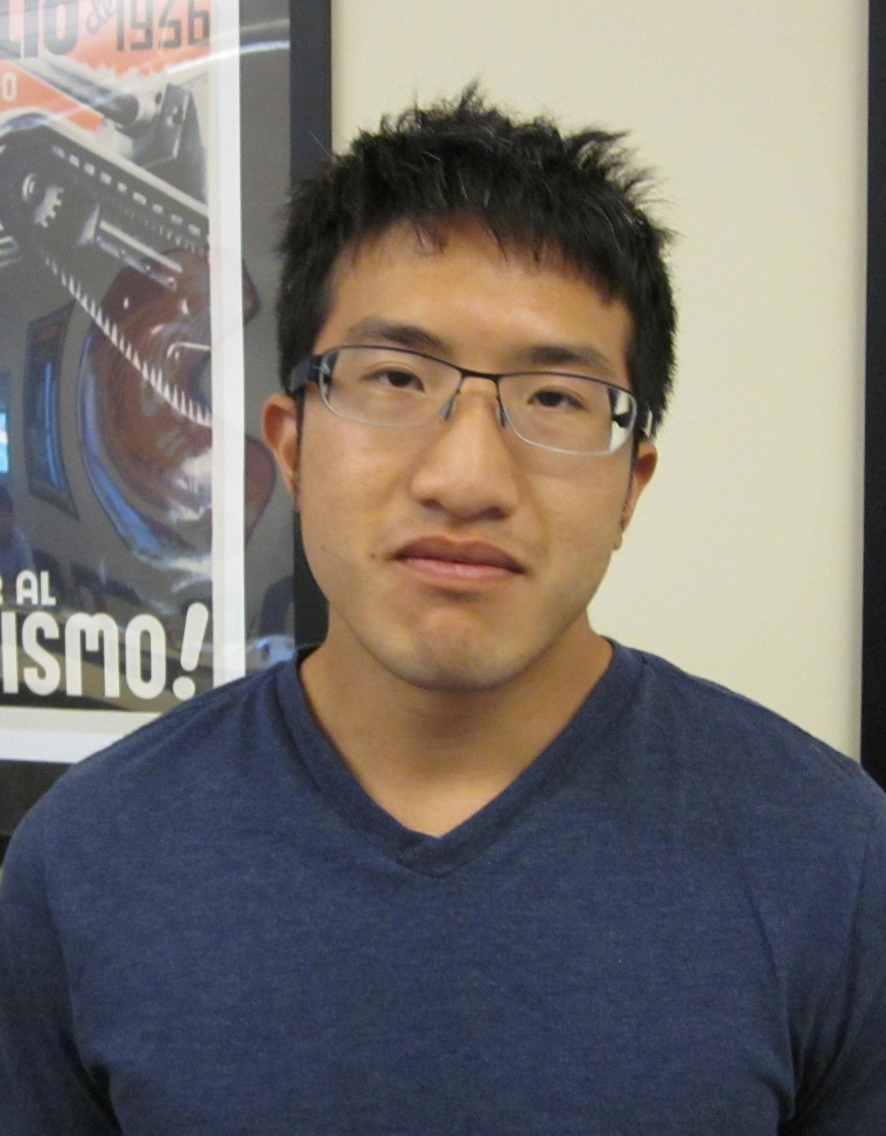 graduate student profiles fields of study international affairs brian tsay
