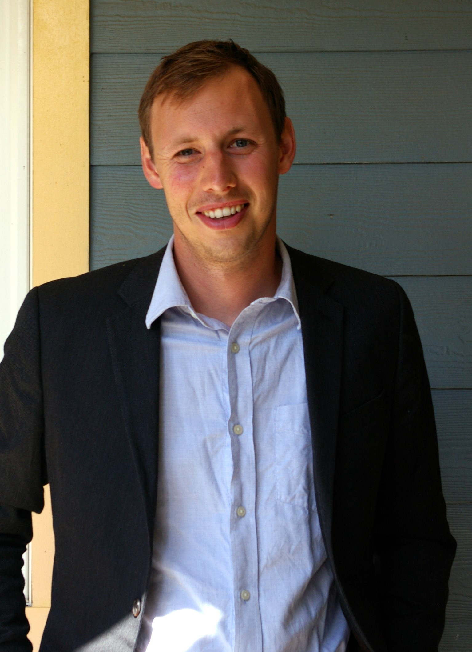 phd candidate scott guenther