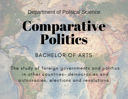 relevance of comparative politics